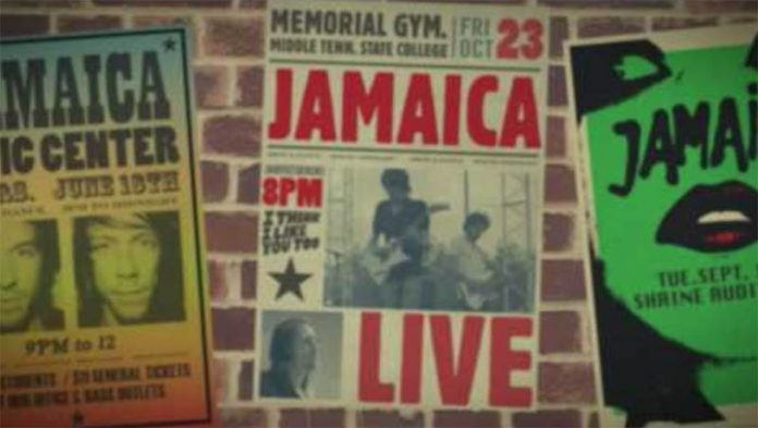 Jamaica I Think I like U 2 Dublin French Friday