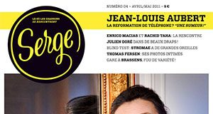 Serge French New Magazine Dublin French Friday