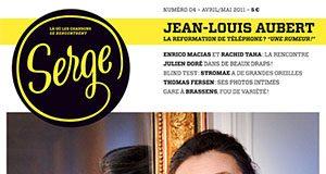 Serge French New Magazine Dublin French Friday