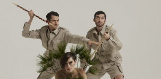 Yelle Safari Disco Club French Singer Dublin French Friday
