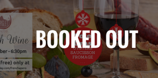 French Wine December 2017 FB event booked out
